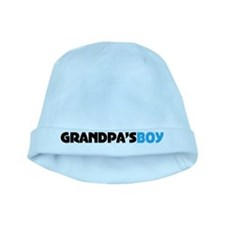 Grandpas Boy Grandson Gift baby hat
