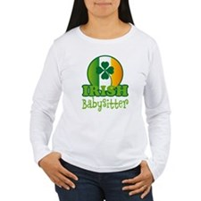 Irish Babysitter St Patricks T-Shirt