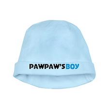 PawPaws Boy grandson gift baby hat