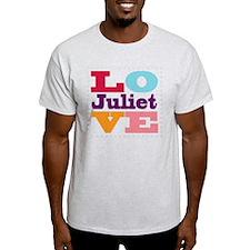 I Love Juliet T-Shirt