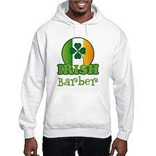 Irish Barber St Patricks Jumper Hoody