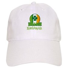 Irish Blacksmith St Patricks Baseball Cap