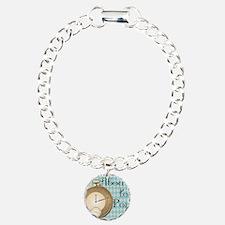 About to Pop Alice Maternity Bracelet
