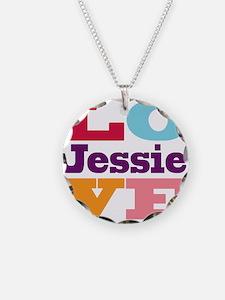 I Love Jessie Necklace