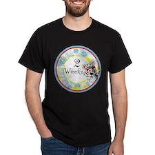 Alice 2 Weeks Milestone T-Shirt