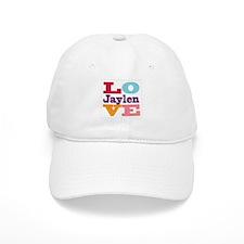 I Love Jaylen Baseball Cap
