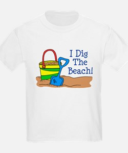 I Dig The Beach T-Shirt