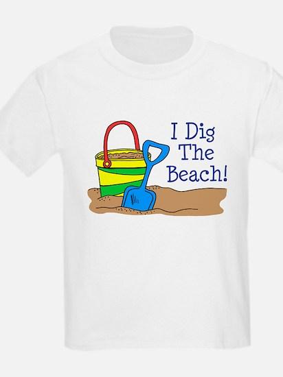 I Dig The Beach T-Shirt