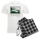 Relaxing Walk Men's Light Pajamas