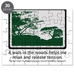 Relaxing Walk Puzzle