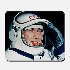 Alexei Leonov, Soviet cosmonaut - Mousepad