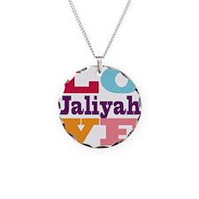 I Love Jaliyah Necklace