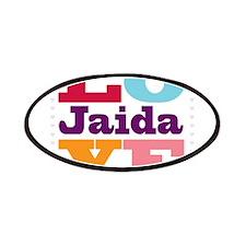 I Love Jaida Patches