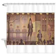 Seurat Shower Curtain 1