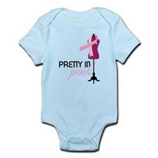 Pretty In Pink Infant Bodysuit