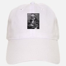 We Cannot Always Choose - Karl Marx Baseball Baseball Baseball Cap
