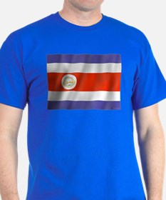 Pure Flag Costa Rica T-Shirt