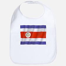 Pure Flag Costa Rica Bib