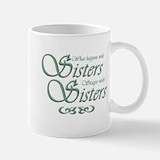 Green Sisters Small Small Mug