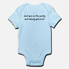 Just Give Me The Pocky Infant Bodysuit
