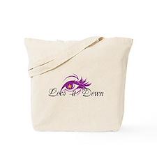 I Locs it Down Tote Bag