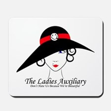 Ladies Aux Mousepad