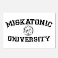 Miskatonic University Postcards (Package of 8)