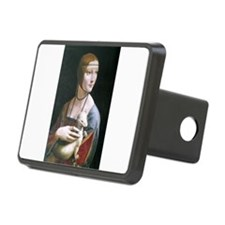 Lady with an Ermine Hitch Cover