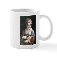 Lady with an Ermine Mug