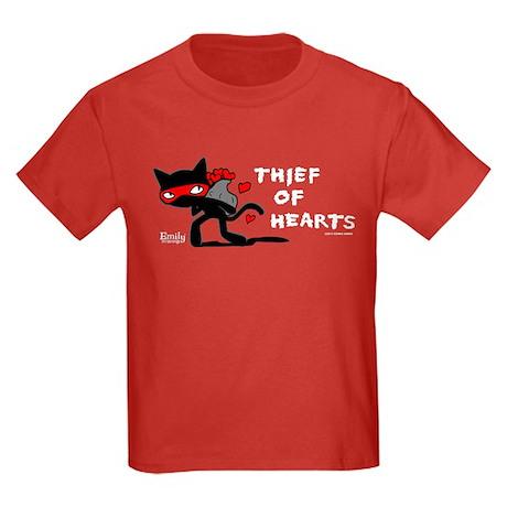 Thief of Hearts Kids Dark T-Shirt