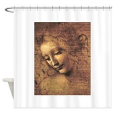 La Scapigliata Shower Curtain