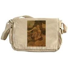 Saint Jerome Messenger Bag