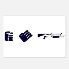 Rock Paper Shotgun Postcards (Package of 8)