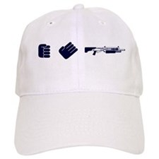 Rock Paper Shotgun Baseball Cap