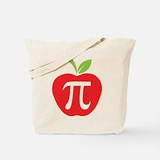 Apple Pi Tote Bag