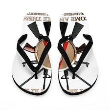 Molon Labe - Spartan Shield Flip Flops
