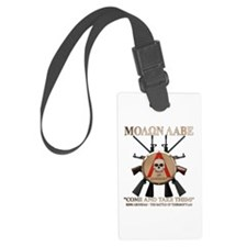 Molon Labe - Spartan Shield Luggage Tag