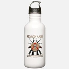 Molon Labe - Spartan Shield Water Bottle