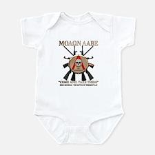 Molon Labe - Spartan Shield Infant Bodysuit