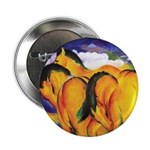 """YELLOW HORSES 2.25"""" Button (10 pack)"""