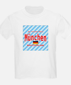 Munich Kids T-Shirt