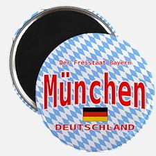 Munich Magnet