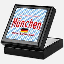 Munich Keepsake Box