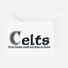 Celts Greeting Card