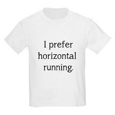 Horizontal Running T-Shirt