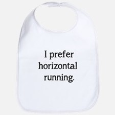 Horizontal Running Bib