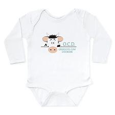 O C D Long Sleeve Infant Bodysuit