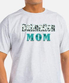 Dalmation Mom Colors T-Shirt