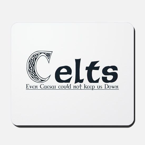 Celts Mousepad