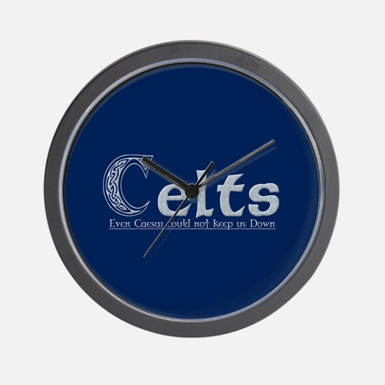 Celts Wall Clock